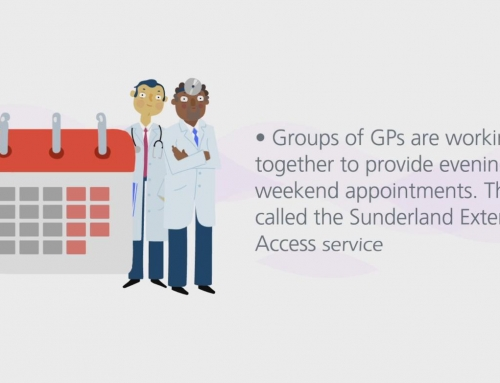 NHS Urgent Care: Animated Video.
