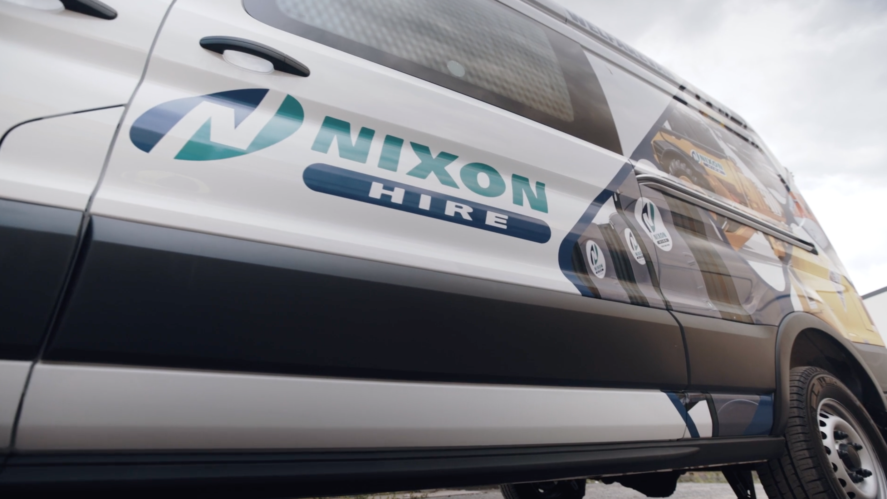 Video Production: Nixon Hire's Welfare Van